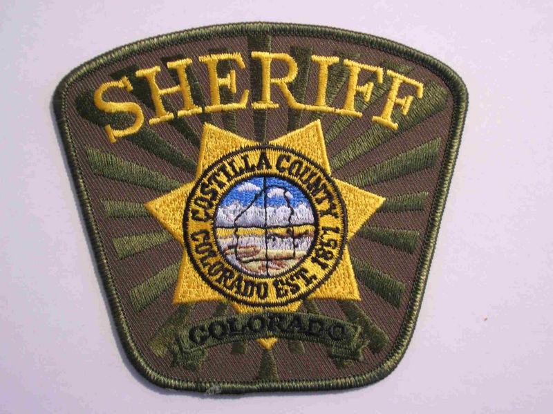 Costilla County Sheriff co Costilla co Sheriff Current